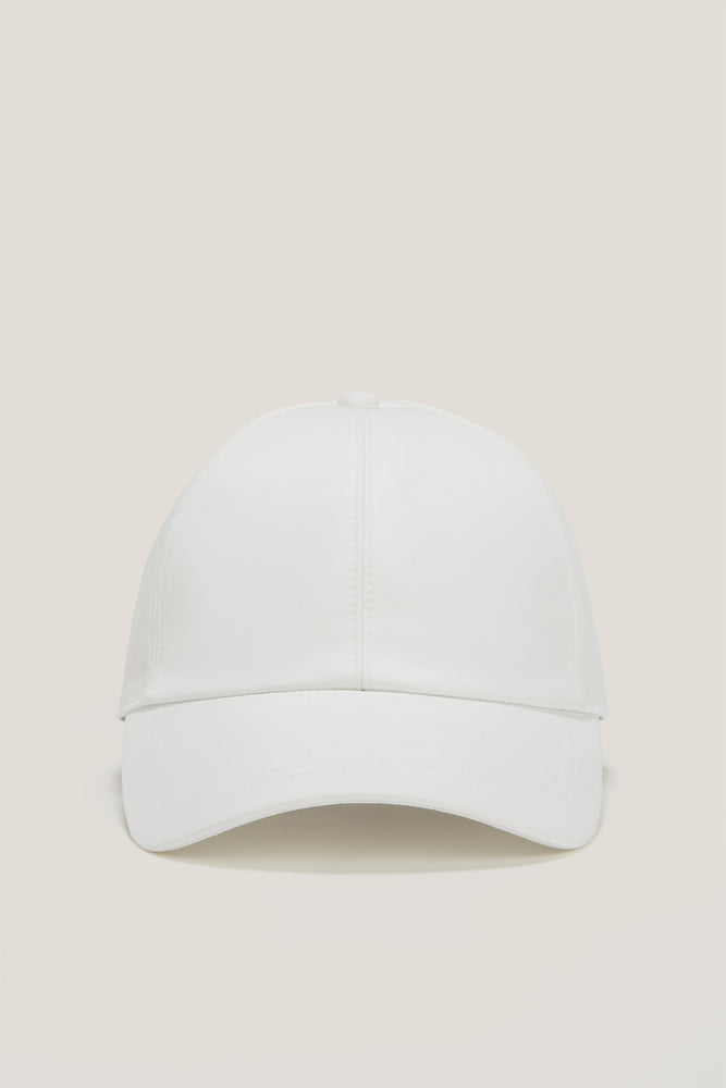 Men's White Signature Hat