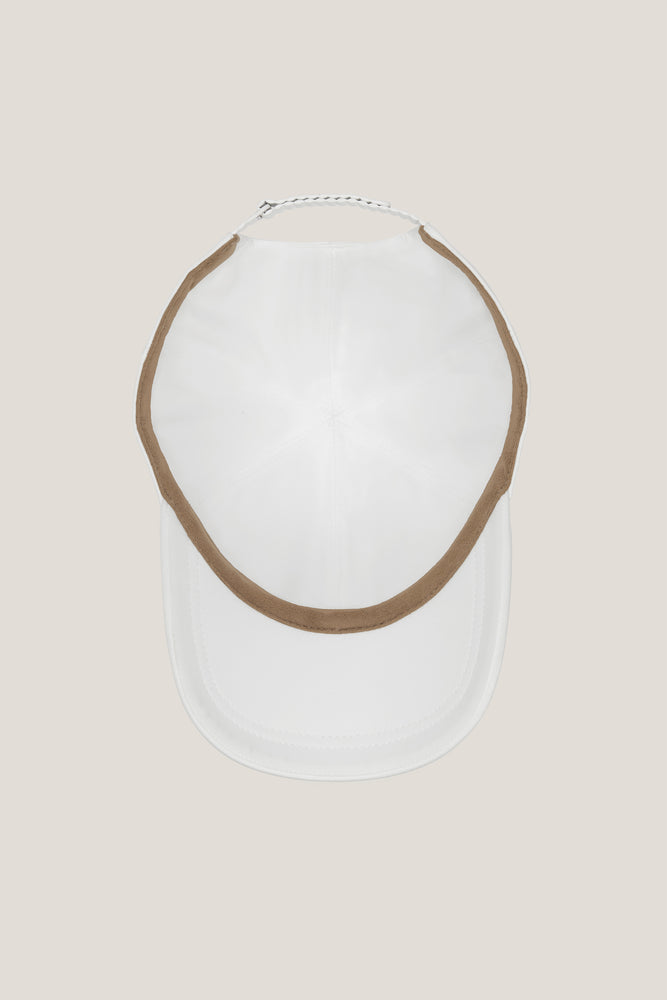 Load image into Gallery viewer, Men's White Signature Hat