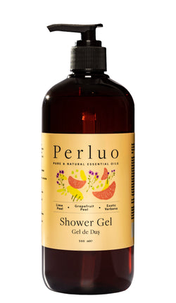 SHOWER GEL - LIME, GRAPEFRUIT AND VERBENA