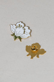 Full Cherry Blossom Pin