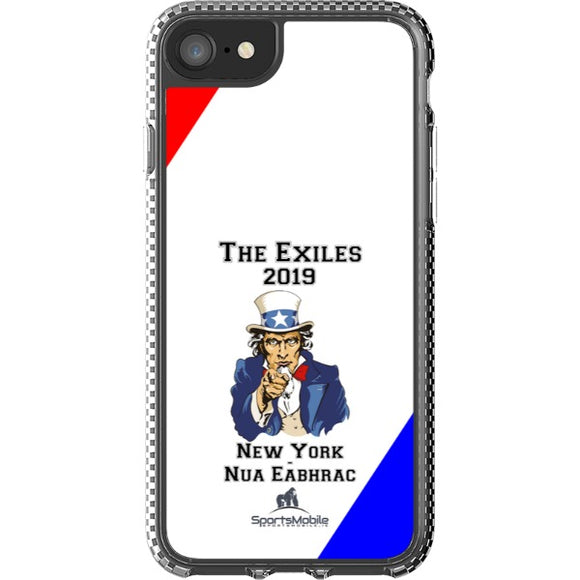 New York Retro - iPhone 8 JIC Case Type A