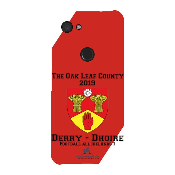 Derry Retro - Google Pixel 3A Snap Case In Gloss