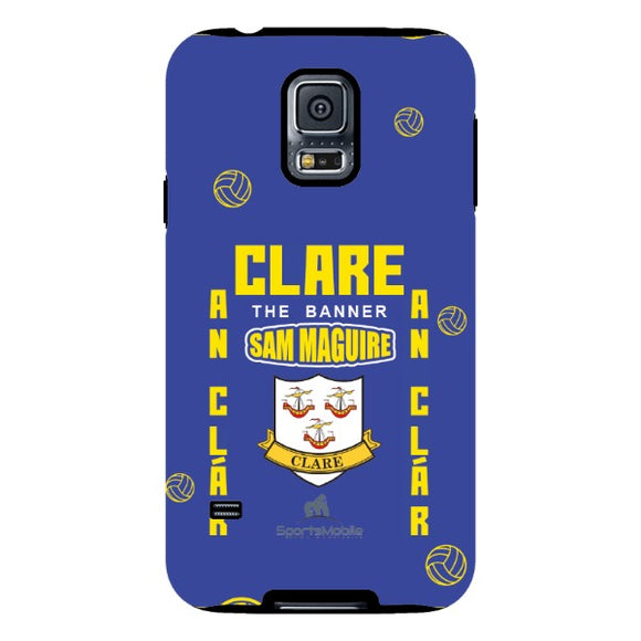 Clare Sam Maguire - Samsung Galaxy S5 Tough Case