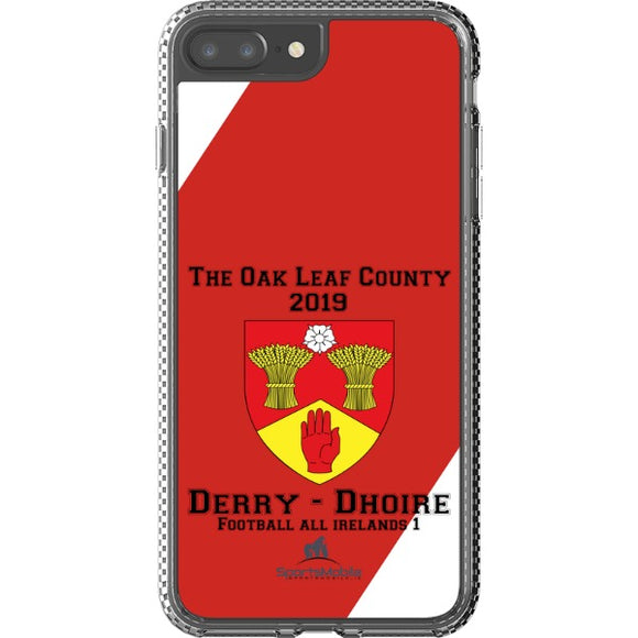 Derry Retro - iPhone 8 Plus JIC Case Type A