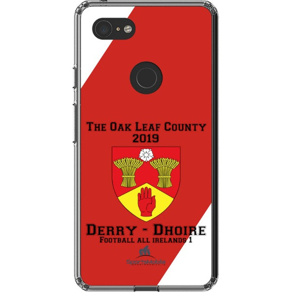 Derry Retro - Google Pixel 3 XL JIC Case Type B