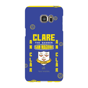 Clare Sam Maguire - Samsung Galaxy S6 Edge Plus Snap In Gloss