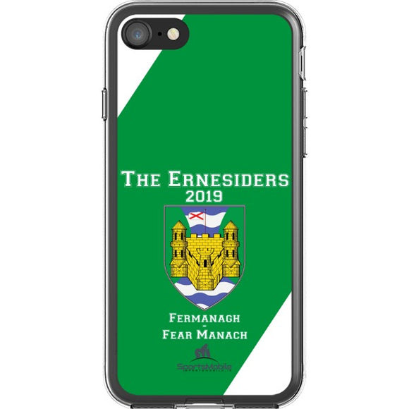 Fermanagh Retro - iPhone 8 JIC Case Type B