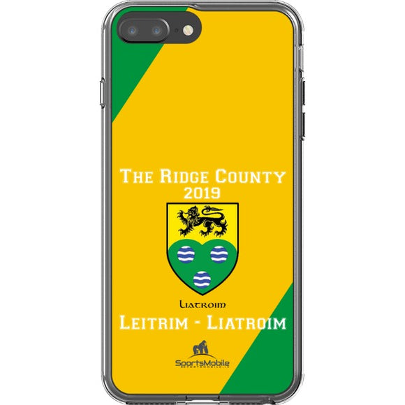 Leitrim Retro - iPhone 8 Plus JIC Case Type B