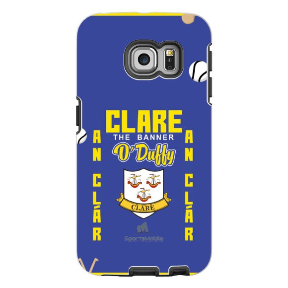 Clare O'Duffy - Samsung Galaxy S6 Edge Tough Case Gloss
