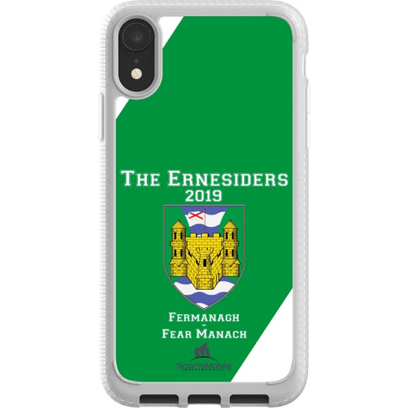 Fermanagh Retro - iPhone XS JIC Case Type A
