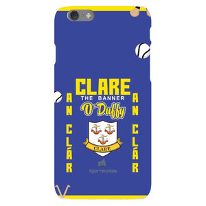 Clare O'Duffy - iPhone 6S Snap Case in Gloss