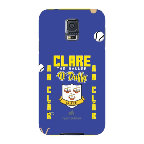 Clare O'Duffy - Samsung Galaxy S5 Snap Case Matte