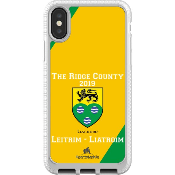 Leitrim Retro - iPhone X JIC Case Type A