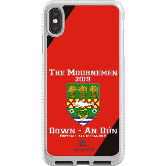 Down Retro - iPhone XS Max JIC Case Type A