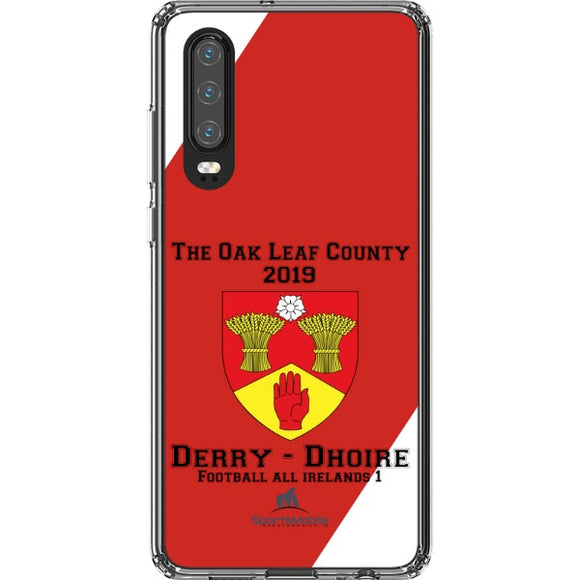 Derry Retro - Huawei P30 JIC Case Type B