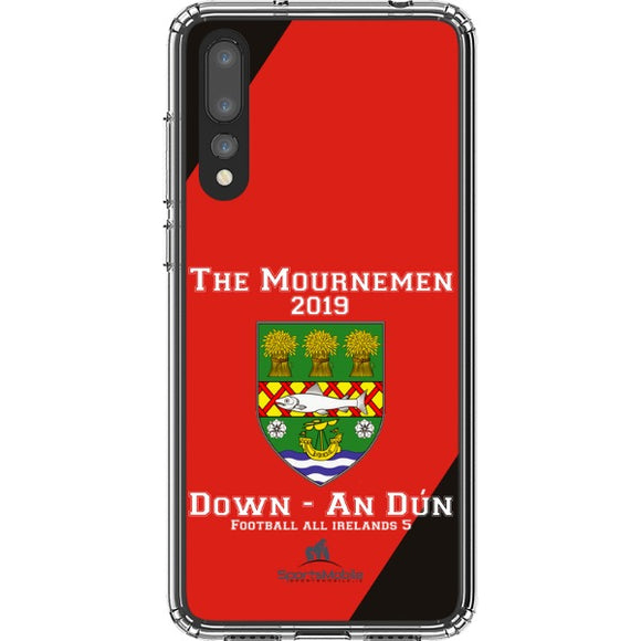 Down Retro - Huawei P20 Pro JIC Case Type B