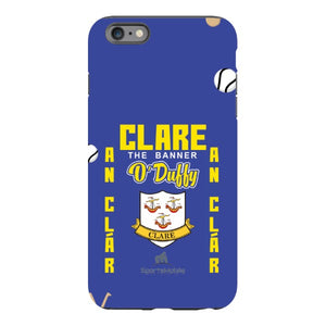 Clare O'Duffy - iPhone 6 Plus Tough Case Matte