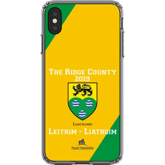 Leitrim Retro - iPhone XS Max JIC Case Type B