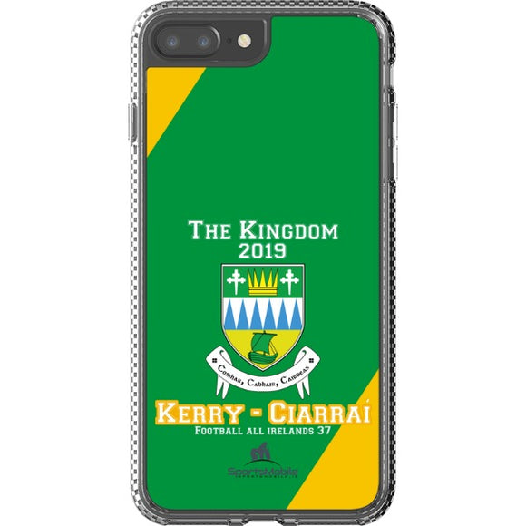 Kerry Retro - iPhone 8 Plus JIC Case Type A