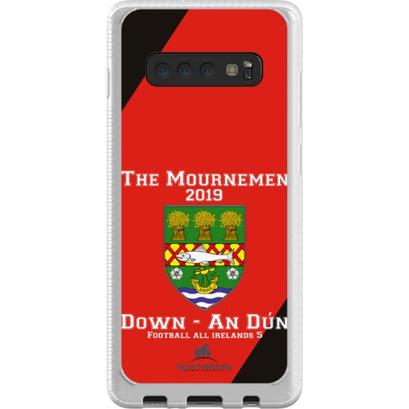 Down Retro - Samsung Galaxy S10 Plus JIC Case Type A