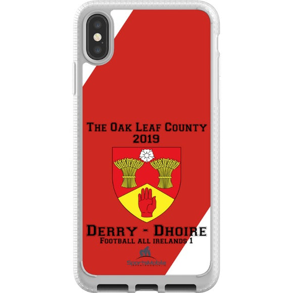 Derry Retro - iPhone XS Max JIC Case Type A