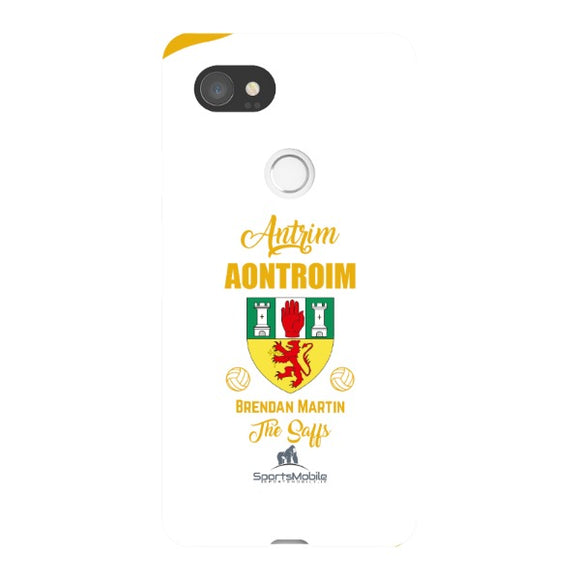 Antrim Brendan Martin - Google Pixel 2 XL Snap Case In Gloss