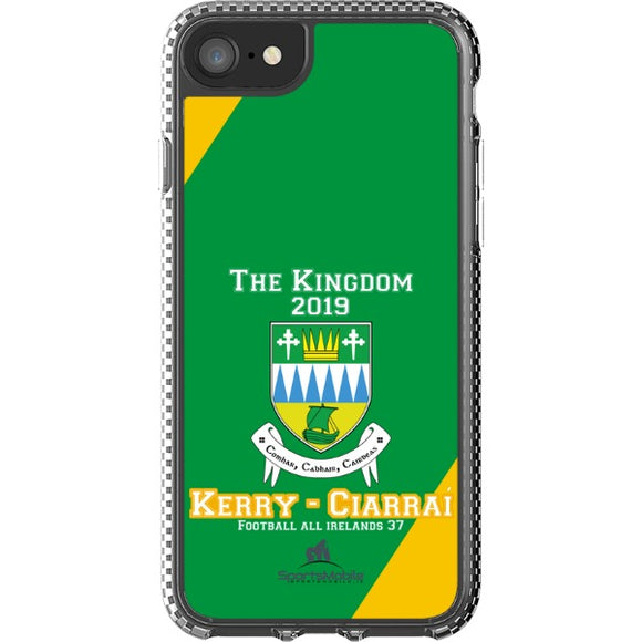 Kerry Retro - iPhone 8 JIC Case Type A