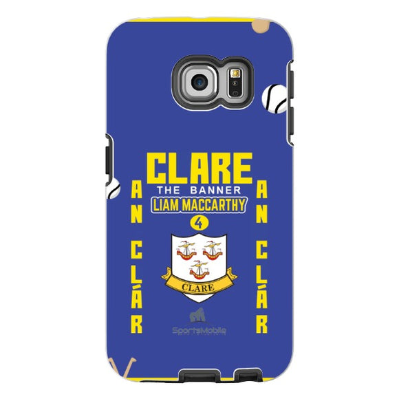 Clare Liam MacCarthy - Samsung Galaxy S6 Edge Tough Case Gloss