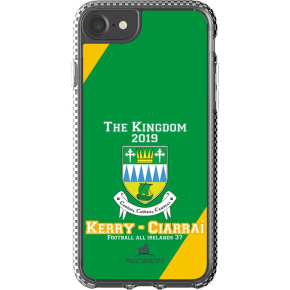 Kerry Retro - iPhone 7 JIC Case Type A
