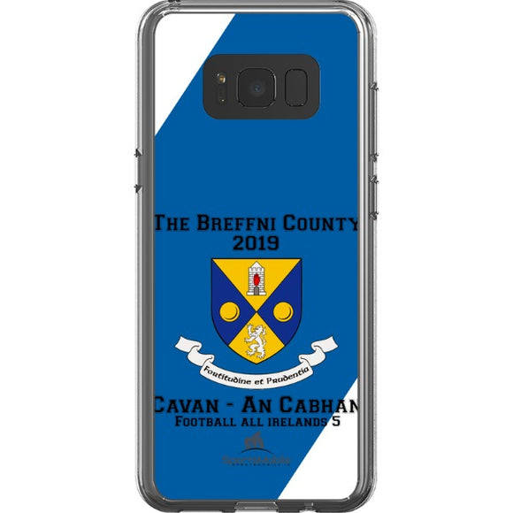 Cavan Retro - Samsung Galaxy S8 Plus JIC Case Type B