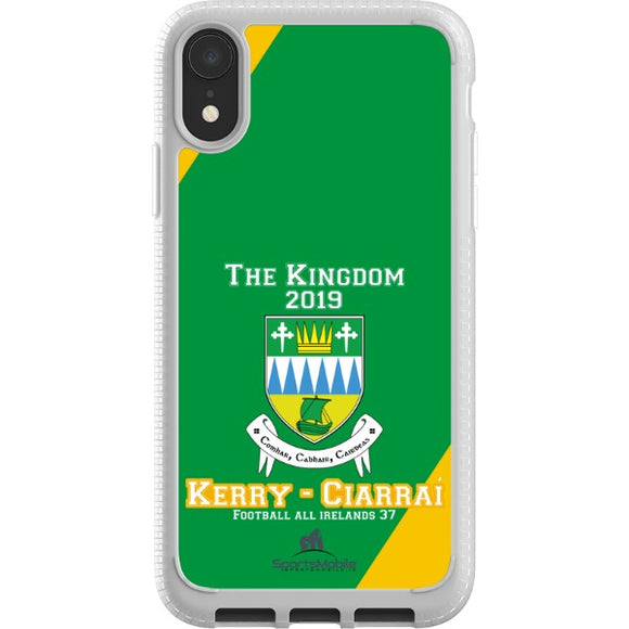Kerry Retro - iPhone XS JIC Case Type A