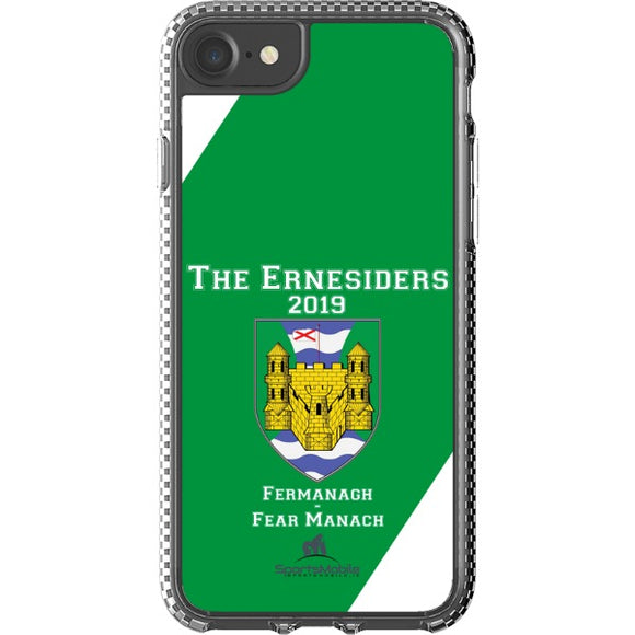 Fermanagh Retro - iPhone 7 JIC Case Type A