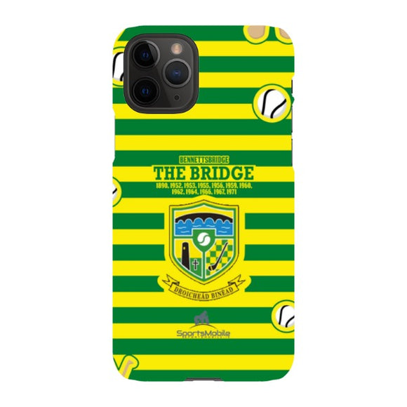 Bennettsbridge - iPhone 11 Pro Snap Case In Matte