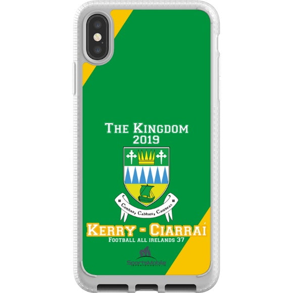 Kerry Retro - iPhone XS Max JIC Case Type A