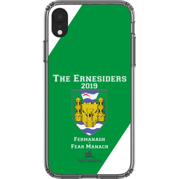 Fermanagh Retro - iPhone XR JIC Case Type B