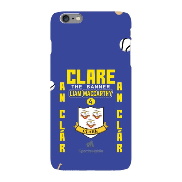Clare Liam MacCarthy - iPhone 6 Plus Snap Case Matte