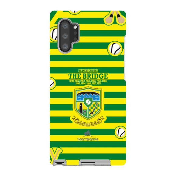 Bennettsbridge - Samsung Galaxy Note 10 Plus Tough Case Clear In Gloss