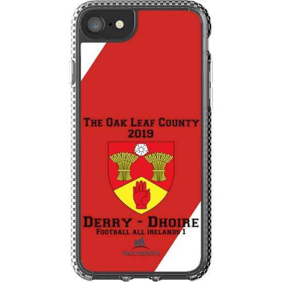 Derry Retro - iPhone 8 JIC Case Type A
