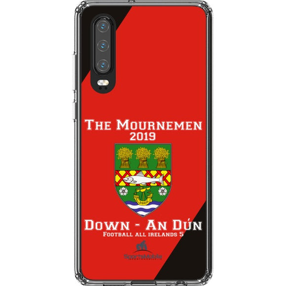 Down Retro - Huawei P30 JIC Case Type B