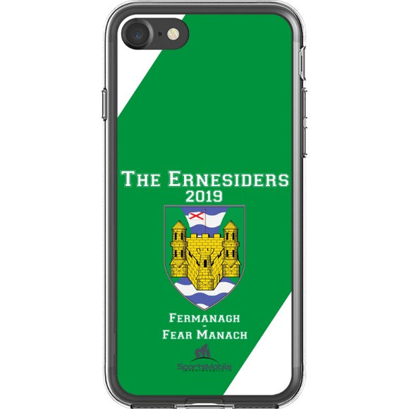Fermanagh Retro - iPhone 7 JIC Case Type B