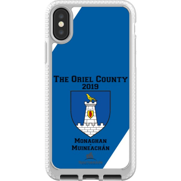 Monaghan Retro - iPhone X JIC Case Type A