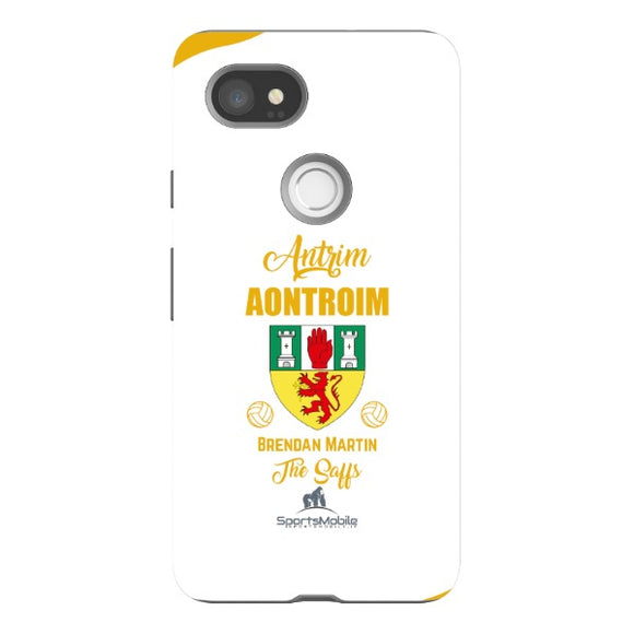 Antrim Brendan Martin - Google Pixel 2 XL Tough Case In Matte