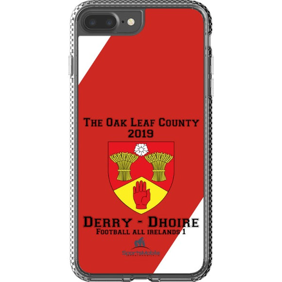 Derry Retro - iPhone 7 Plus JIC Case Type A