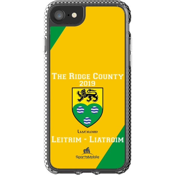 Leitrim Retro - iPhone 8 JIC Case Type A