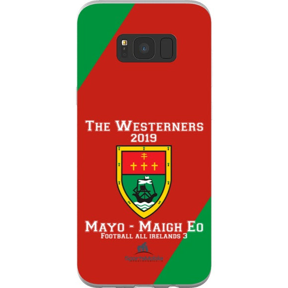Mayo Retro - Samsung Galaxy S8 Plus Flexi Case Clear