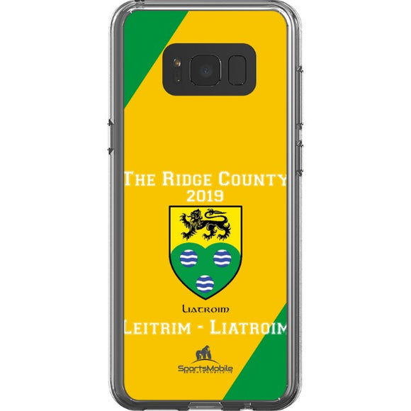 Leitrim Retro - Samsung Galaxy S8 Plus JIC Case Type B