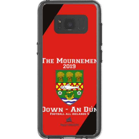 Down Retro - Samsung Galaxy S8 JIC Case Type B