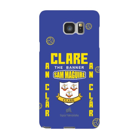 Clare Sam Maguire - Samsung Galaxy Note 5 Snap Case In Gloss
