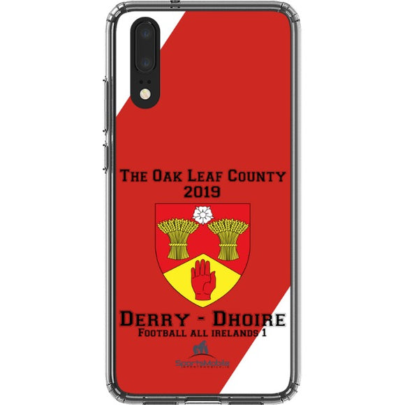 Derry Retro - Huawei P20 JIC Case Type B