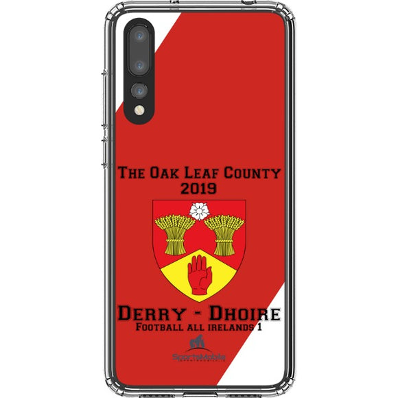 Derry Retro - Huawei P20 Pro JIC Case Type B